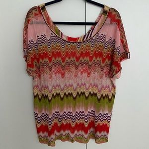 MISSONI (Not M MISSONI) COVER UP/BATHING SUIT